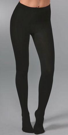 Fleece-lined tights are revolutionary via shopbop.com