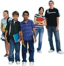 Backpacks4Kids Donate $25 between July 1st and August 7th, 2014 to go towards the purchase of backpacks with school supplies for Club members who will return to school in August.  Follow link for more info.