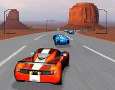 Screenshot 1 of Sports Car Racing