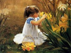 Gyermekek ... festményei Donald Zolan!