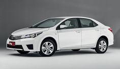 Toyota Corolla GLi 1.8: raciocínio manual