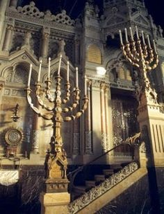 The Great Synagogue in Szeged, Hungary, the 4th largest synagogue in the world. #beautiful #synagogue #jewish #judaism