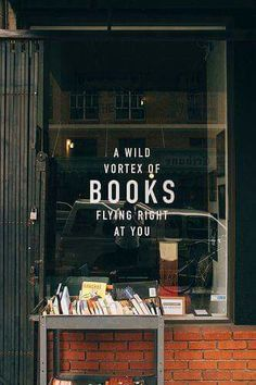 Do you like a wild vortex of books?