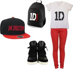 One Direction: Polyvore......i NEED this outfit!!!