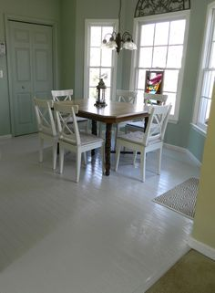 You floor me on pinterest rugs painted floors and floors for How to get paint out of wood floors