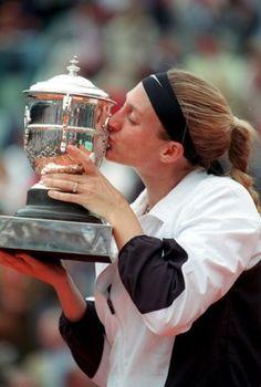 Mary Pierce, Roland Garros