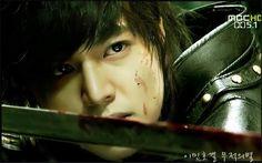 "Lee Min Ho – poster ""Faith"""