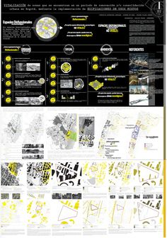 Multi-Purpose Building Presentation Board Design, Architecture Presentation Board, Project Presentation, Architecture Portfolio, Facade Architecture, Urban Design Diagram, Architecture Concept Diagram, Urban Analysis, Poster Layout