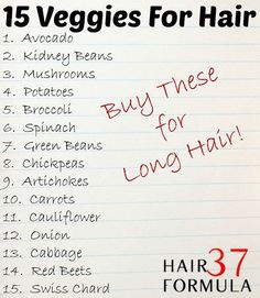 vegetables for hair growth                                                                                                                                                                                 More