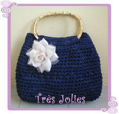 A new blue bag.. <3 <3 <3