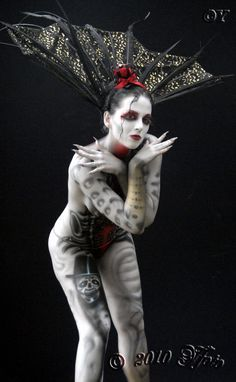 World Bodypainting Festival 01 by Yagoryo on @DeviantArt