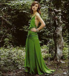 Les plus belles robes vertes du cinéma (1). Quiz Cinema, Films, Actrices
