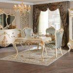 Klasik Yemek Odaları Modelleri