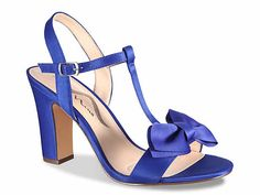 Women's Evening and Wedding Shoes Blue Sandals, Dress Sandals, Navy Heels, Nina Shoes, Women's Shoes, Yellow Shoes, Luxury Shoes, Wedding Shoes, Pumps