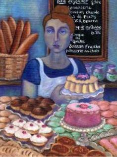 Madame des Patisseries. ..