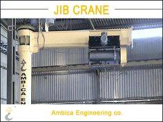 #AmbicaEngineeringCo. We strive to be attentive, diligent and successful #JibCrane manufacturer for each client who chooses us! http://goo.gl/IjjlYd