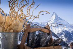 Chaletdorf Findeln bei Zermatt — Gourmet-Trilogie am Berg