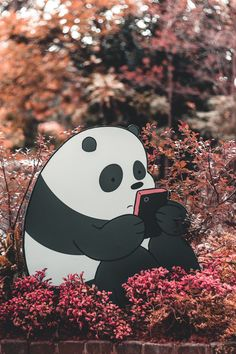 We Bare Bears Wallpaper, characters, games, baby bears episodes Panda Wallpaper Iphone, Cute Panda Wallpaper, Bear Wallpaper, Cute Disney Wallpaper, Kawaii Wallpaper, Cute Wallpaper Backgrounds, Aesthetic Iphone Wallpaper, We Bare Bears Wallpapers, Panda Wallpapers