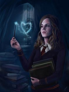 Anime of Hermione Granger
