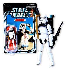 Star Wars Sandtrooper.