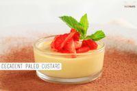 Delicious Paleo Custard Recipe