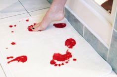 Blutbad Badvorleger Spinning