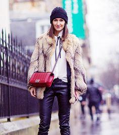 The+Latest+Street+Style+Photos+From+Paris+Fashion+Week+via+@WhoWhatWearUK