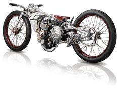 Chicara custom motorcycles