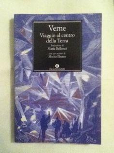 BookWorm & BarFly: Viaggio al centro della Terra - Jules Verne (1864)