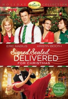 <3 Signed, Sealed, Delivered for Christmas <3