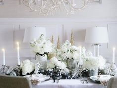 Yes, white is a color, and a sleek and chic one at that. Discover 20 of-the-moment ways to decorate with this crisp hue.