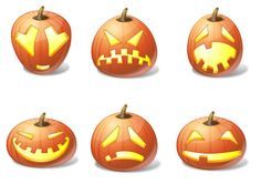 pumpkin carving ideas and patterns for halloween 2016 carving pumpkins and halloween - Halloween Pumpkin Faces Ideas