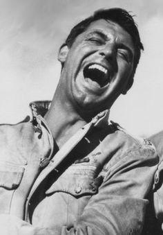""" Cary Grant… love, love, love. """