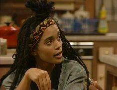 zebablah:  BUT DO PPL NOT REALIZE HOW REVOLUTIONARY IT WAS TO HAVE A QUIRKY, ALTERNATIVE BLACK GIRL ON A FAMILY SHOW IN THE 80S/90S? LIKE DENISE STAYED ON SOME OTHER SHIT AND CLIFF AND CLAIRE WOULD SIDE-EYE HER BUT THEY WOULD ALWAYS LET HER WEAR DIFFERENT SHIT AND DO DIFFERENT SHIT AND JUST BE HERSELF AND NOW EVERY GIRL IN BROOKLYN LOOKS LIKE HER AND I LOVE IT