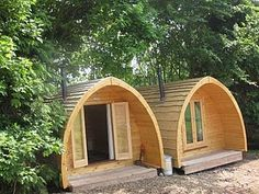 cedar cute cabins, for when we have a lodge one a lake or beach and these are our rentable cabins :)