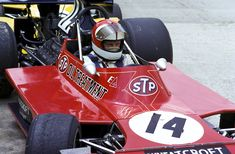 Roger Williamson, STP March Racing Team, March 731 Ford, GBR or NED Grand Prix (1973).