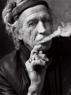 Keith Richards 2011 - Mark Seliger
