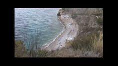 Cala Moraig beach in Cumbre del Sol Benitachell Costa Blanca