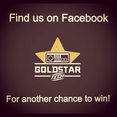 Help us boost our likes for a chance to win!