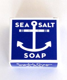 Mineral-rich sea salt soap with a hefty lather that's softens the skin while leaving you clean and refreshed.