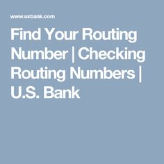 What is the RBC Bank routing (institution, or ABA) number