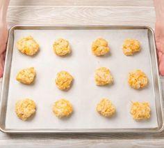 Petits pains de campagne au fromage - Recettes - Ma Fourchette
