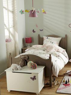 #Decoracion con mariposas #infantil #dormitorios_infantiles