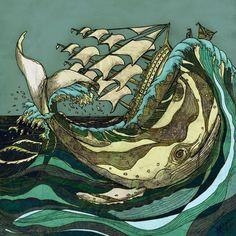 whale boat @mleeka/daryll