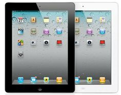 Which color you prefer your iPad. Black or White ?