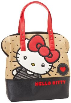 Hello Kitty SANTB0750 Tote - http://handbagscouture.net/brands/hello-kitty/hello-kitty-santb0750-tote-2/