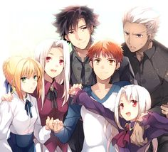Fate characters