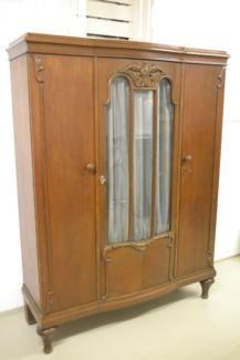 reserviert - Schrank Kleiderschrank, shabby-chic antik ca.1900 in Niedersachsen - Apensen   eBay Kleinanzeigen