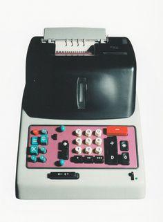 Marcello Nizzoli, Calculator, for Olivetti, 1956