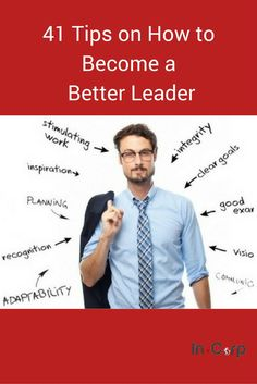A great leader leads by example and not merely by their words. How to become a better leader can not be taught, however, learned with right practice.
